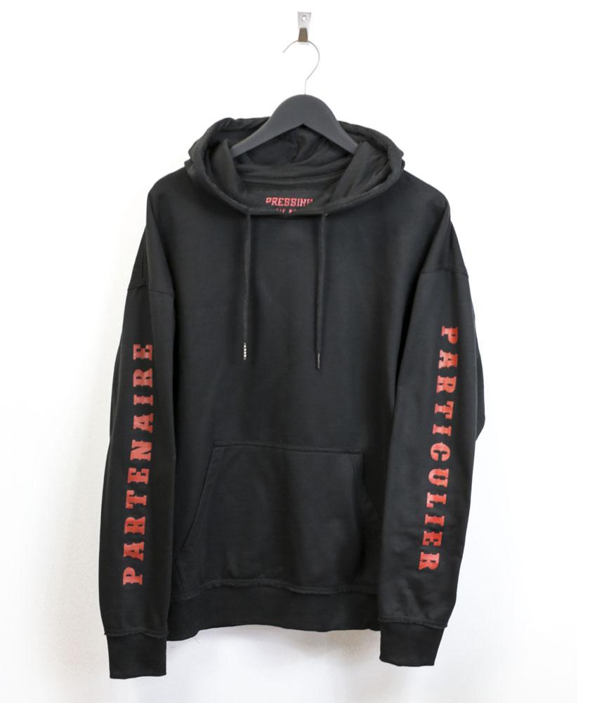 hoodie oversized homme